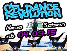 CfL Dance Revolution startet neu durch !