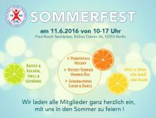 Vereins – Sommerfest