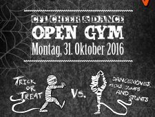 OPEN-GYM Halloween-Special