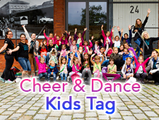 Cheer & Dance Kindertag