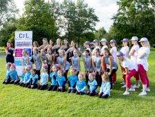 CfL Cheer & Dance Girls im Britzer Garten