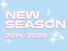 Macht Euch bereit für die Saison 2019/2020 !