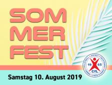 CfL Sommerfest 2019