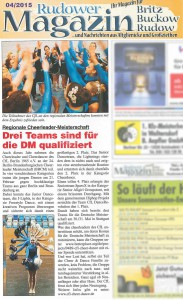 Rudower-Magazin 04/15