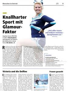 Mitarbeiterzeitung BVG